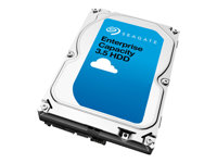 "Seagate Enterprise Capacity 3.5 HDD V.5 ST3000NM0025 - Hårddisk - 3 TB - inbyggd - 3.5"" - SAS 12Gb/s - 7200 rpm - buffert: 128 MB ST3000NM0025"