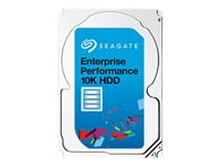 "Seagate Enterprise Performance 10K HDD ST600MM0109 - Hybridhårddisk - krypterat - 600 GB (16 GB Flash) - inbyggd - 2.5"" SFF - SAS 12Gb/s - 10000 rpm - buffert: 256 MB - Self-Encrypting Drive (SED) ST600MM0109"