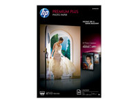 HP Premium Plus Photo Paper - Blank - A3 (297 x 420 mm) - 300 g/m² - 20 ark fotopapper - för Photosmart 6510 B211a, 6515 B211a CR675A
