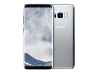S8 Silver + Wireless charger K/SM-G950FZSANEE